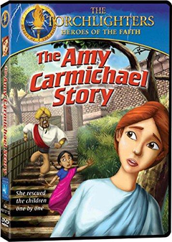 Carmichael Bend - Torchlighters: The Amy Carmichael Story