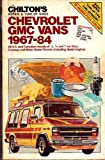 Repair and Tune-Up Guide, Chevrolet GMC Vans 1967-84