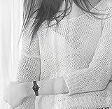 Valentines' Unisex Black Pair Wrist