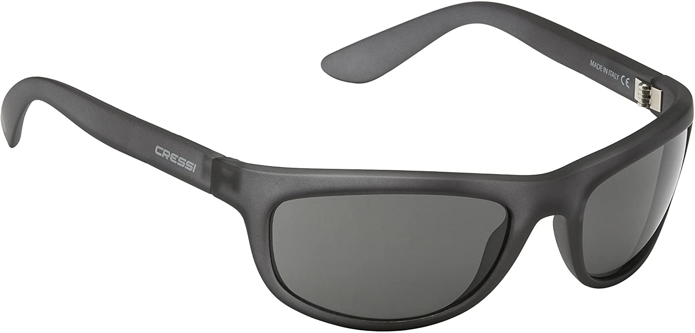Cressi - Gafas de Sol Deportivas, para Adulto, Cristales Polarizados 100% anti-UV: Amazon.es: Deportes y aire libre
