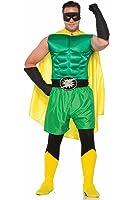 Adult Super Hero Gauntlets Long Gloves Men Women Cosplay Costume Accessory