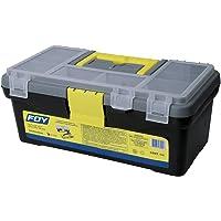 """Foy 143200 Caja Portaherramientas Plástica con Organizadora, 12.5"""""""