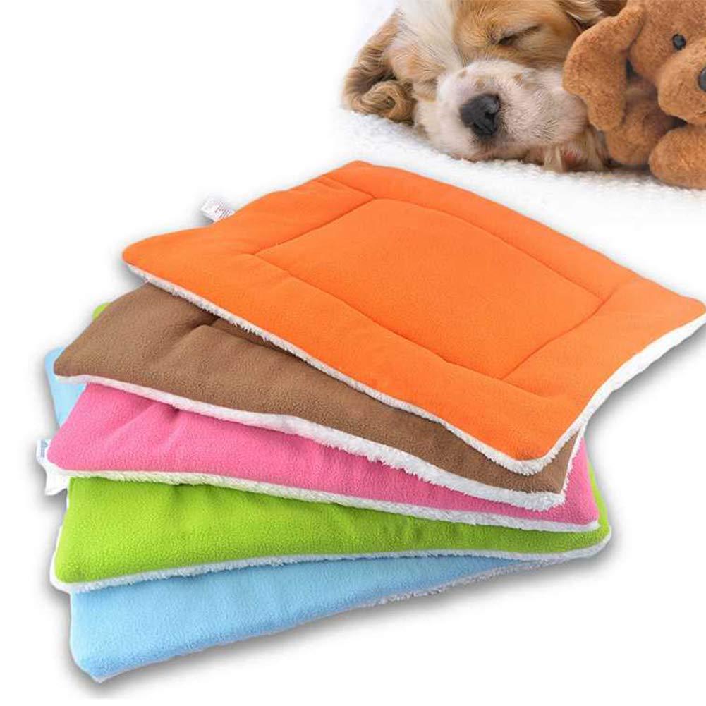 Fliyeong - Tappetino per Cuccia per Cani e Gatti di qualità Premium, Personalizzabile, Lavabile