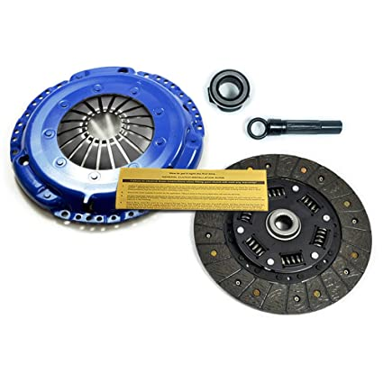 Amazon.com: EFT STAGE 1 CLUTCH KIT VW GOLF GTI JETTA PASSAT GLX CORRADO SLC VR6 2.8L 12-VALVE: Automotive
