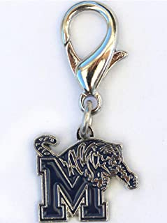 product image for Diva-Dog NCAA 'Memphis State Tigers' Licensed College Team Dog Collar Charm