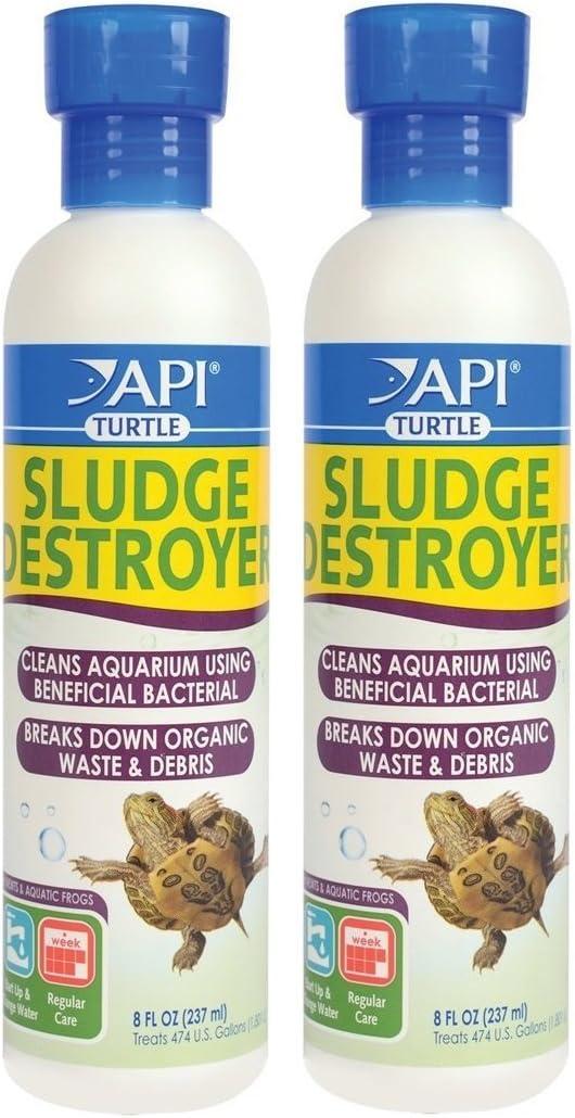API Turtle Sludge Destroyer, 8-Ounce [2-Pack]