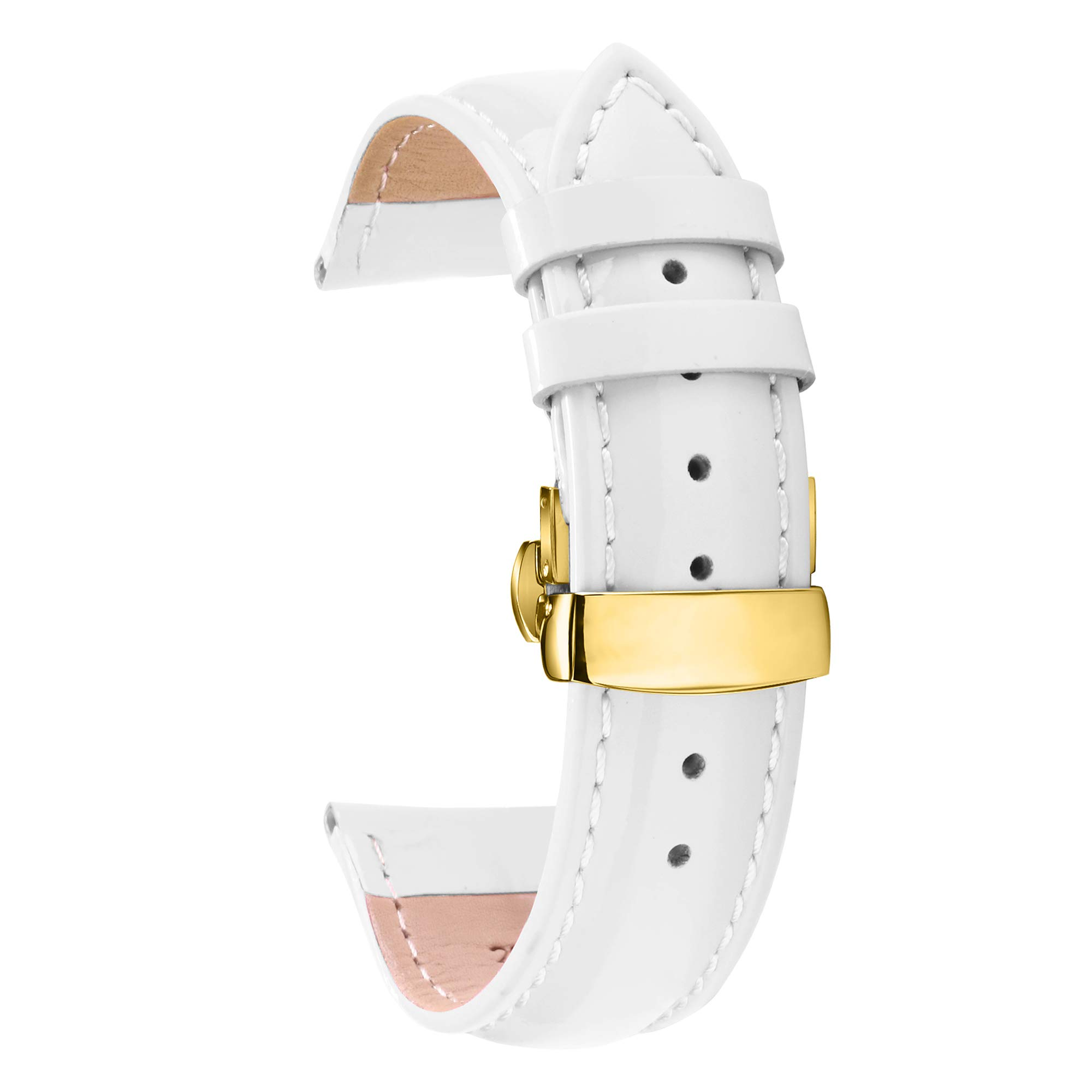 18mm Watch Band Strap Watch Band Leather Replacement Bracelet Belt