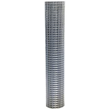 Welded wire mesh 12m x 30m steel wire fencing 4ft wide 14 gauge welded wire mesh 12m x 30m steel wire fencing 4ft wide 14 gauge wire 2x2 greentooth Images