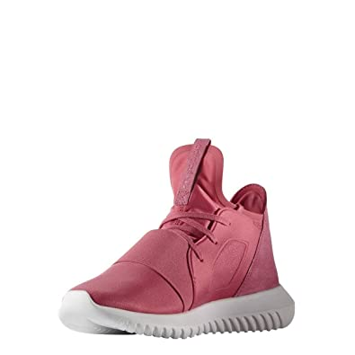 new arrival c6d8d 78f74 adidas Tubular Defiant Shoes - Lush Pink S16-St - 8.5  Amazon.co.uk  Shoes    Bags