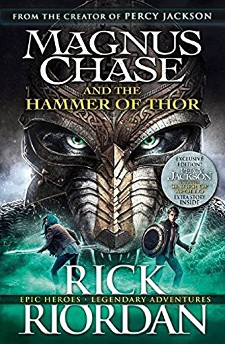 Magnus Chase And The Hammer Of Thor English,