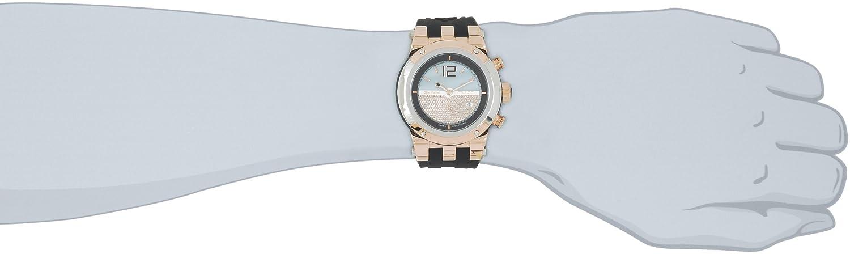 Mulco MW5-1621-023 - Reloj de Pulsera Unisex, Silicona, Color Negro: Amazon.es: Relojes