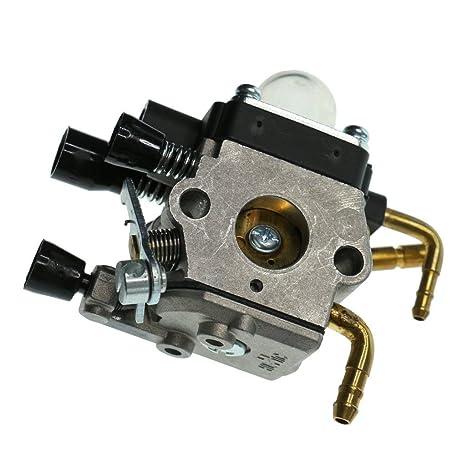 Tubayia - Carburador de Repuesto para cortacésped Stihl HS81 ...