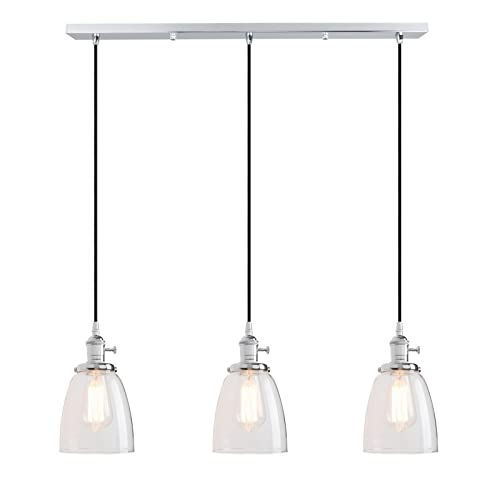 triple pendant lighting table pathson industrial vintage loft bar kitchen ceiling pendant lights fittings cluster chandelier glass lampshade hanging triple pendant amazoncouk