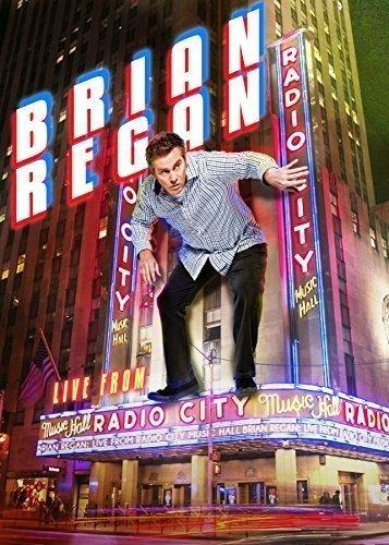 DVD : Brian Regan - Brian Regan: Live From Radio City Music Hall (Widescreen, Sensormatic)