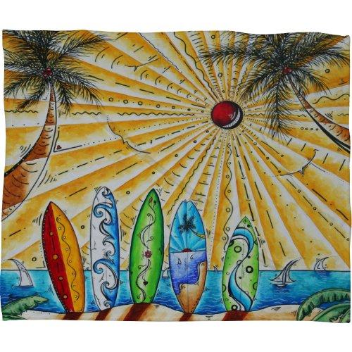 DENY Designs Madart Summer Blanket