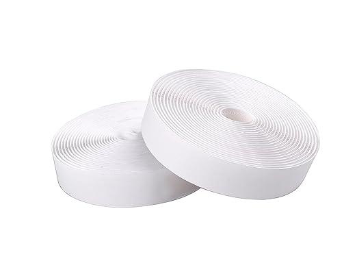 bestomz doble cara adhesiva, velcro autoadhesivo ([10 M ...