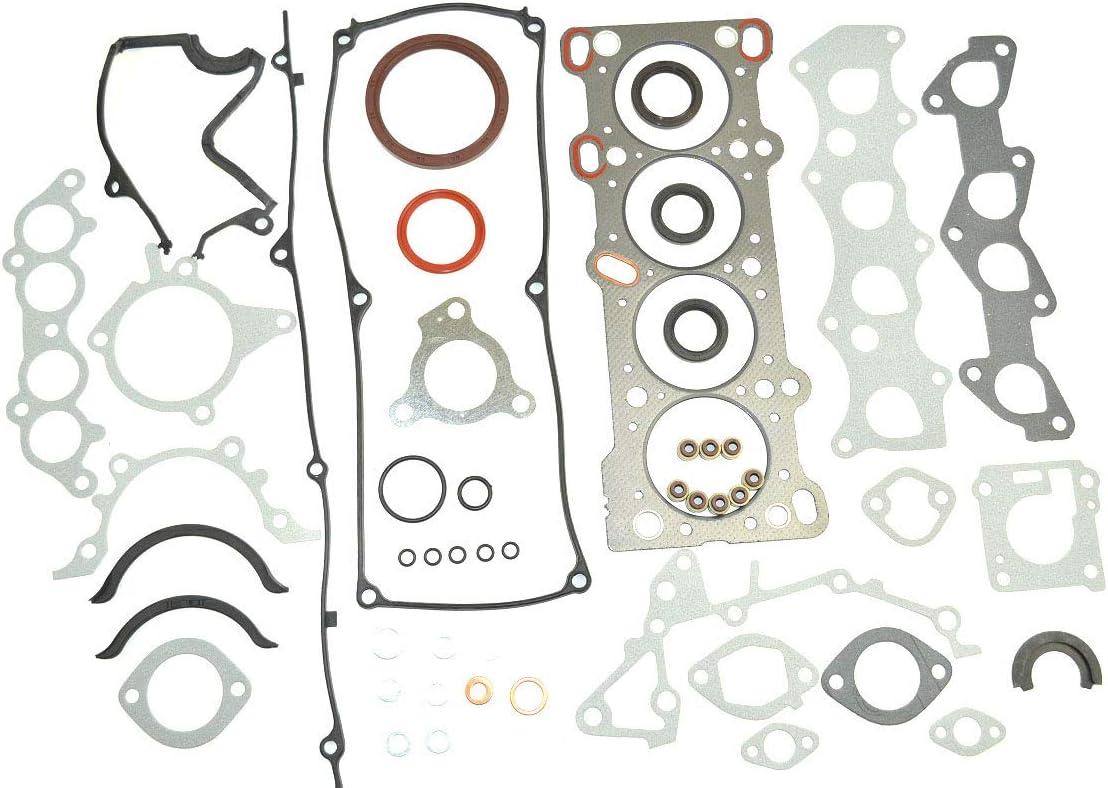 ITM Engine Components 09-01154 Complete Engine Gasket Set