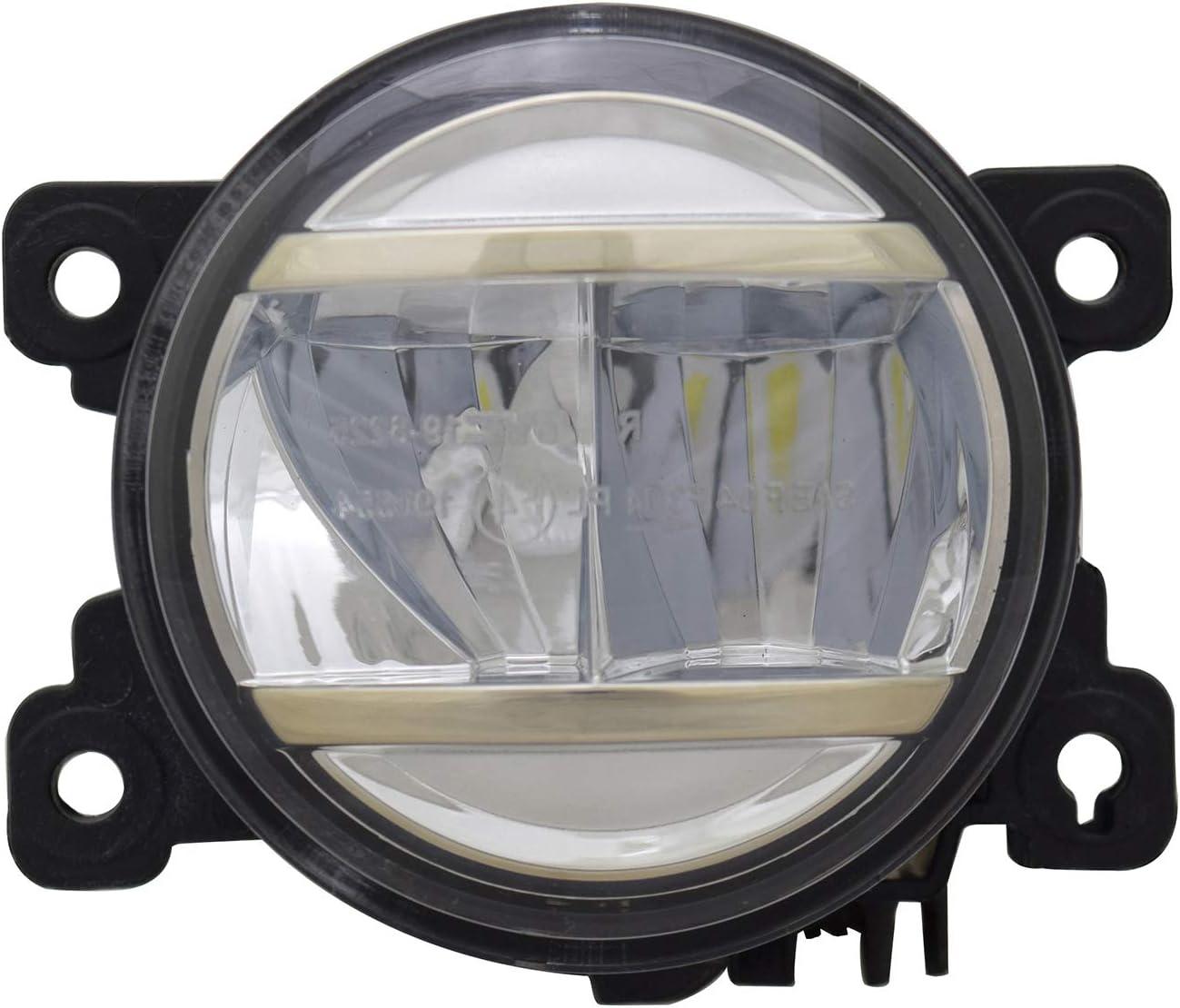 TYC 19-6205-00 Fog Lamp