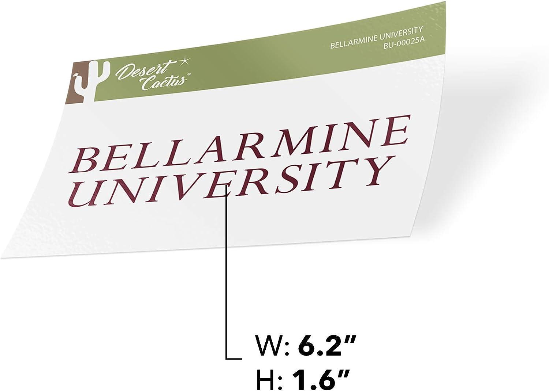 Bellarmine University Knights NCAA Sticker Vinyl Decal Laptop Water Bottle Car Scrapbook Sheet Type 3-1