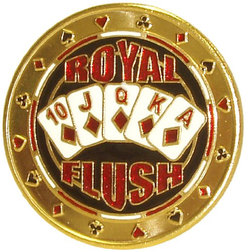 Royal Flush Poker Cards - 3