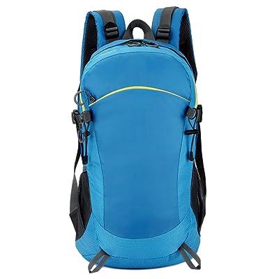 HDWY Outdoor escalade sports sac à dos en nylon léger sac à dos voyage léger sac à dos étanche sports sac amateurs en plein air sac à dos 36-55L capacité