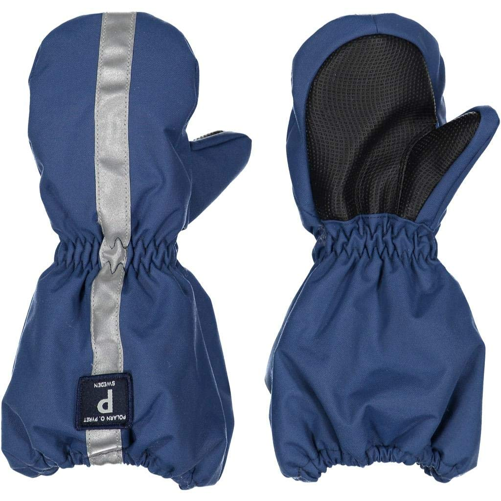 POLARN O PYRET INSULATED ECO CUFF MITTEN BABY