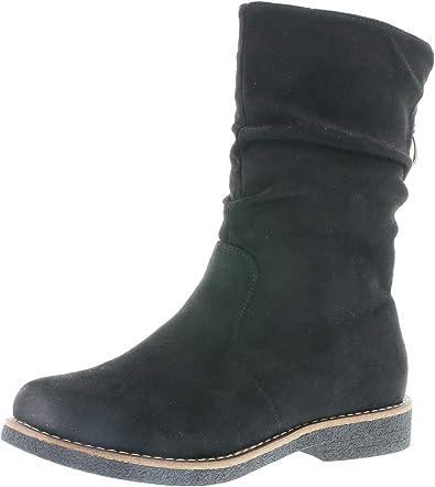 Rieker Femme Bottes, Boots 97860, Dame Bottes d'hiver