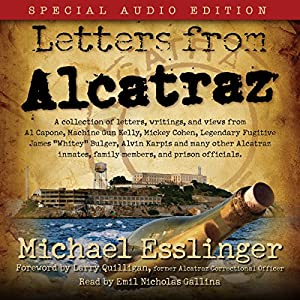 Letters from Alcatraz Audiobook