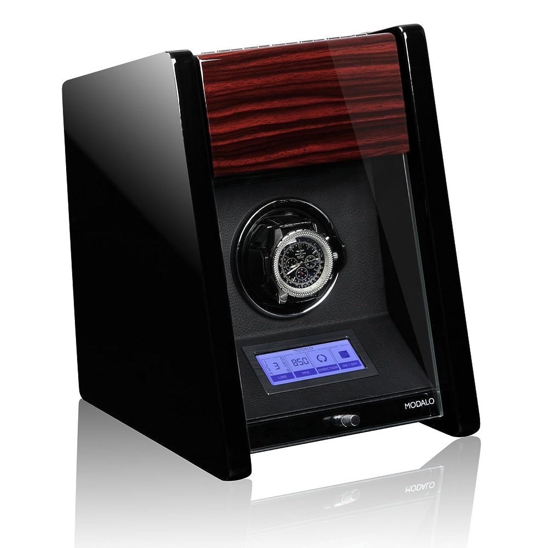 MODALO Uhrenbeweger Clasico MV2 LCD Touch fÜr 1 Uhr makassar