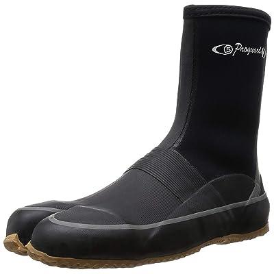 Marugo] Proguard Rain #01 (Zipper) Water Reistance Ninja Shoes Tabi Boots (Outdoor) with Resin Toe Cap. | Boots