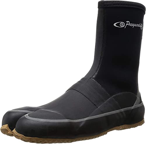 Marugo] Proguard Rain #01 (Zipper) Water Reistance Ninja Shoes Tabi Boots (Outdoor) with Resin Toe Cap.