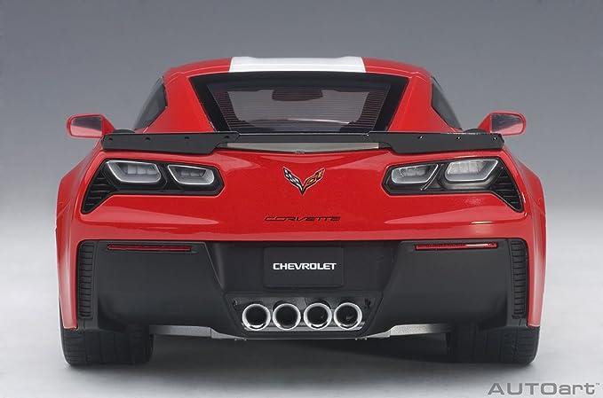 AUTOart 2017 Corvette C7 Grand Sport Red 1:18 71274