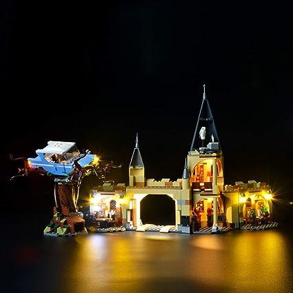 LED Light Up Kit For LEGO 75953 LEGO Harry Potter Hogwarts Whomping Willow light