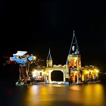 Le Saule Cogneur du ch/âteau de Poudlard 75953 LEGO Harry Potter Jeu de Construction