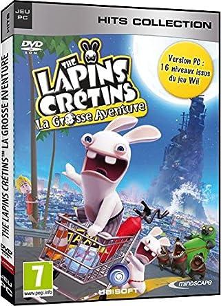 The Lapin Crétins : La grosse aventure | Ubisoft