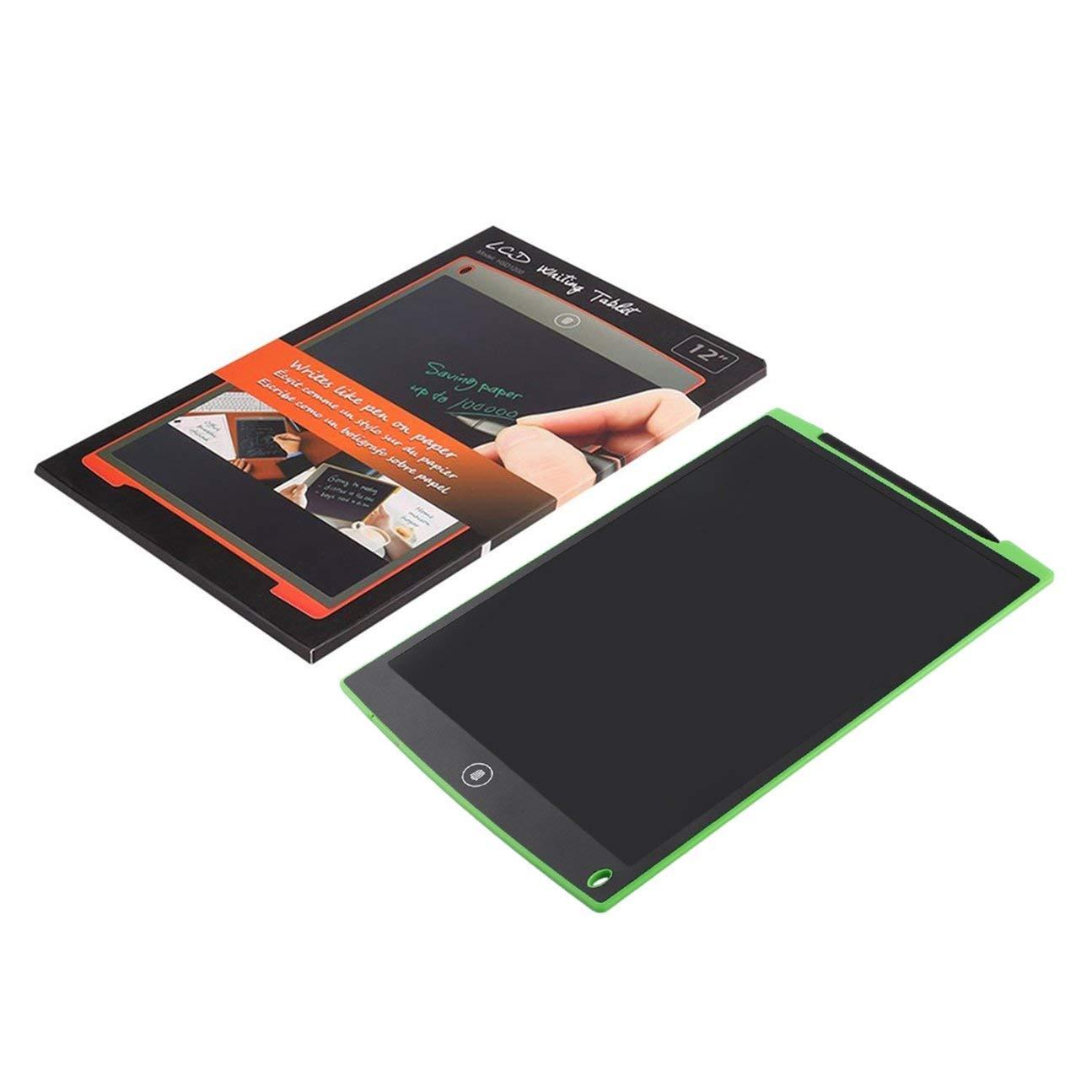MachinYeser Tableta de Escritura LCD de 12 Pulgadas Mini ...