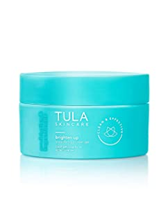 TULA Probiotic Skin Care Brighten Up Smoothing Primer Gel | Silicone-Free, Non-Comedogenic Face Primer Grips Makeup, Infused with Yuzu and Willowherb | 1.41 fl. oz.