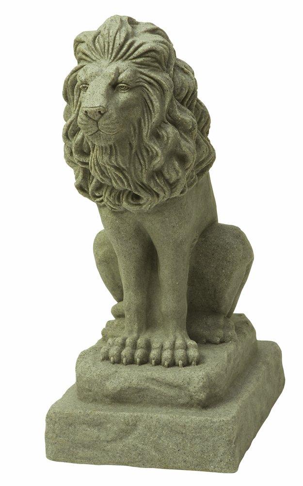 image gallery lion statue home decor
