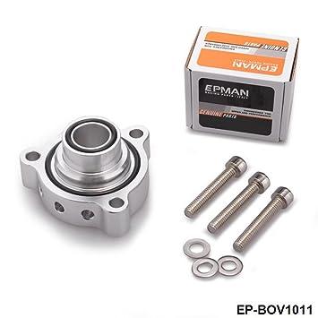epman ep-bov1011 Blow Off adaptador Turbo motores BOV adaptador: Amazon.es: Coche y moto