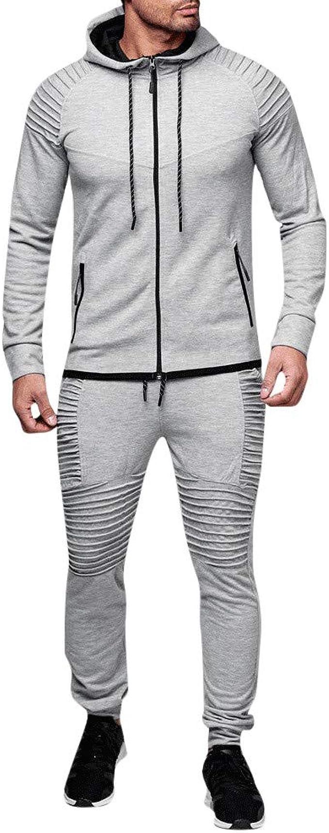 Sudaderas para Hombre, RETUROM Pantalones de los Hombres ...