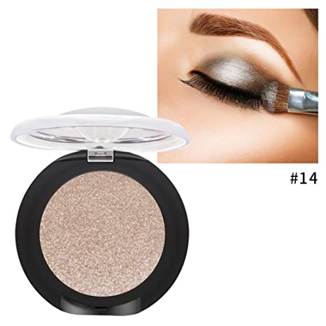 Buy Oksale 20 S Eyeshadow Powder Diamond Makeup Pearl Metallic Eyeshadow Palette 17.4cm*8cm D2 Online at Low Prices in India - Amazon.in