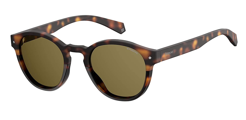 Polaroid PLD 6042/S Gafas de sol, Marrón (DKHAVANA), 49 para Mujer