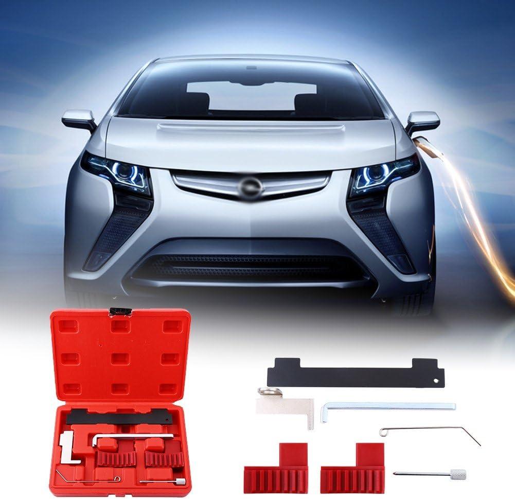 Cofanetto di PIGE Calage distribuzione per 1.4/1.6/1.8/2.0/Cinghia di distribuzione Benzina Diesel Motore Ford Mazda Set di 16pcs Zerone Calage del Motore