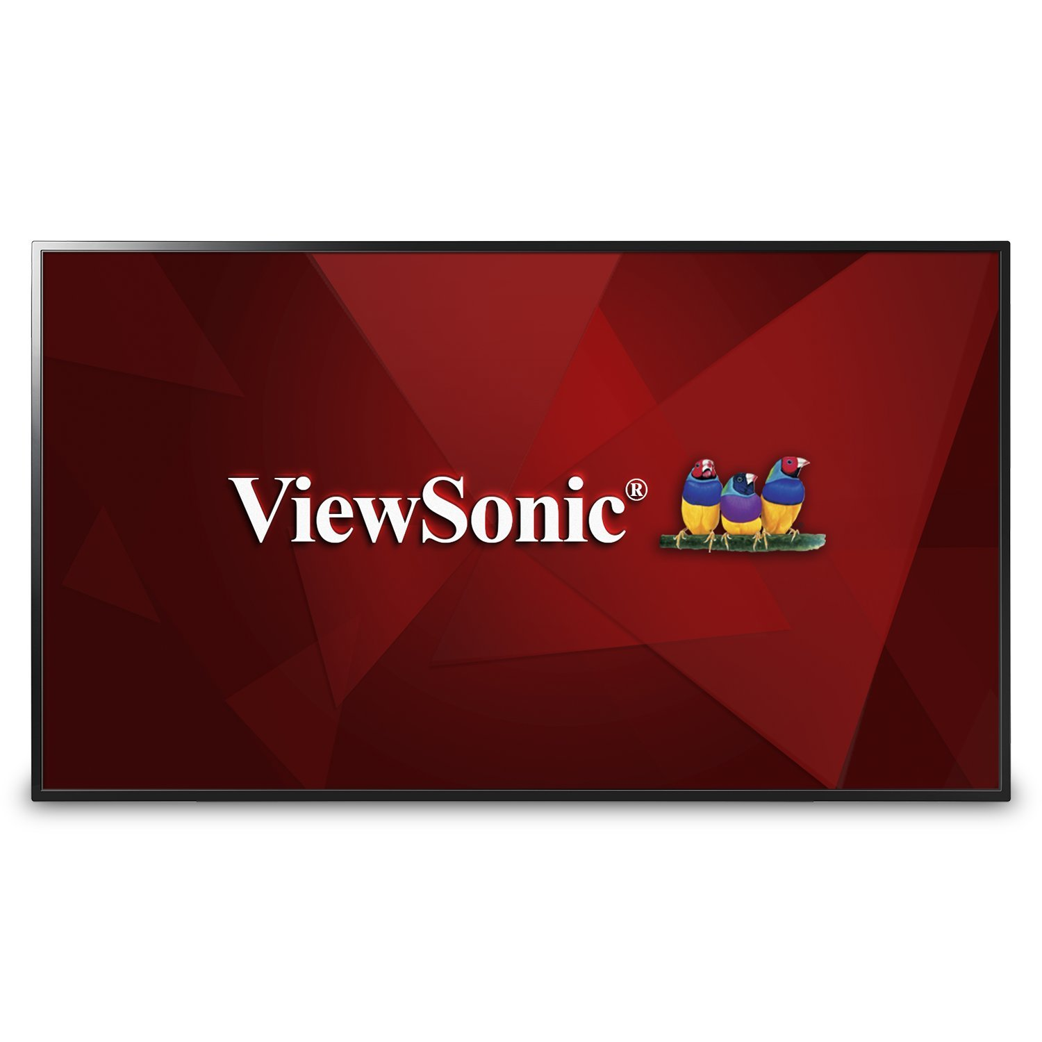 ViewSonic CDE4803 48'' 1080p Commercial LED Display with USB Media Player, HDMI