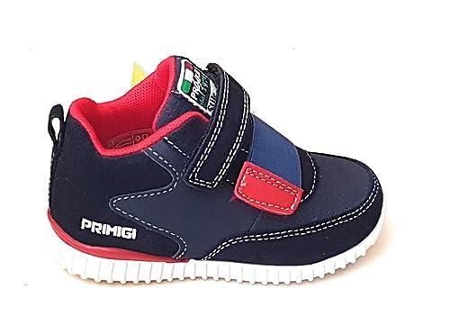 024b142bf1435 Primigi sneakers bambino primi passi eu 22  Amazon.it  Scarpe e borse
