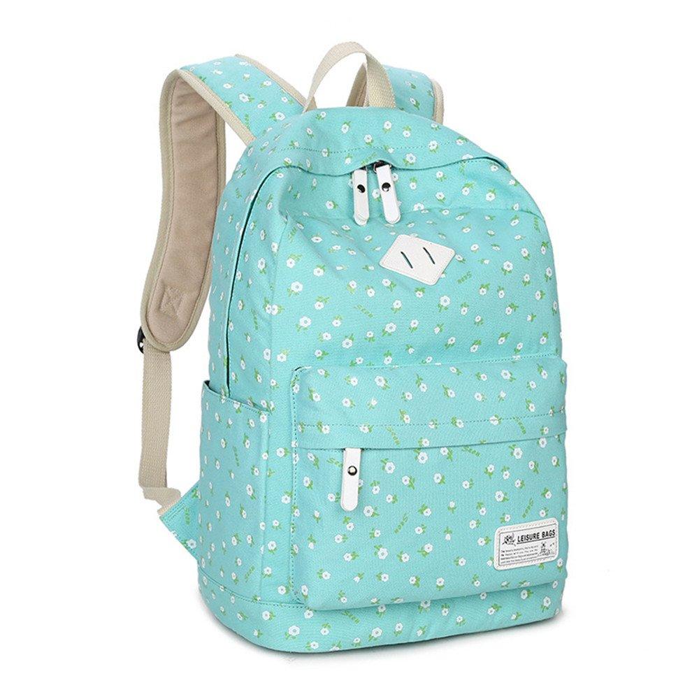 Nueva mochila mochilas escolares impresos bolsa Green mochilas bolsa ...