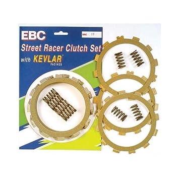 EBC frenos src118 Kevlar embrague Disco de fricción y Primavera Kit: Amazon.es: Coche y moto