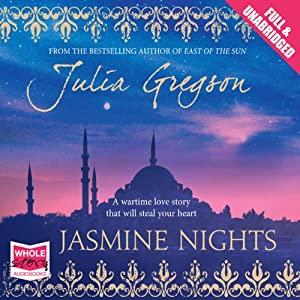 Jasmine Nights Audiobook