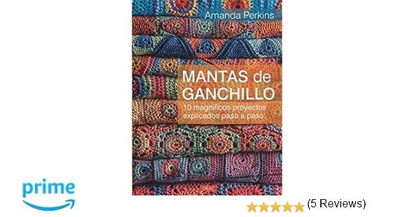 MANTAS DE GANCHILLO: Amazon.es: Amanda Perkins, Esperanza ...