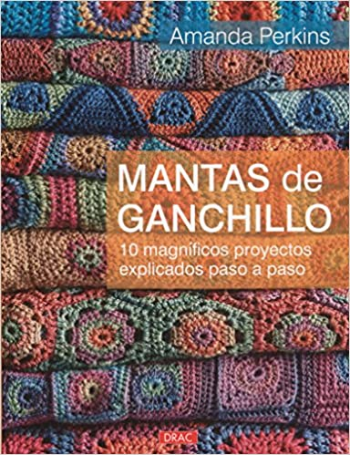 MANTAS DE GANCHILLO: Amazon.es: AMANDA PERKINS: Libros